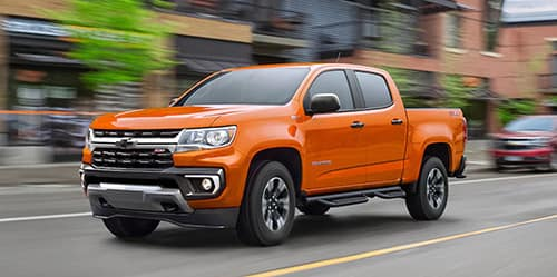 2021 Chevrolet Colorado near St. Louis