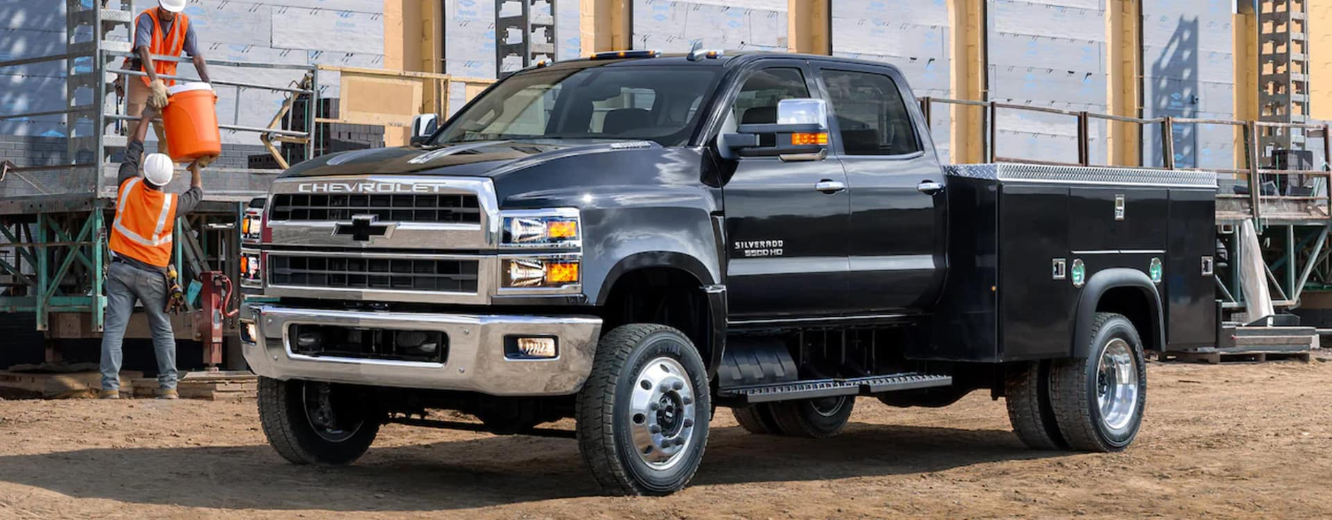 2021 Chevrolet Silverado Chassis Cab in St. Louis