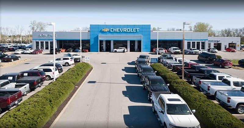 Lou Fusz Chevrolet Certified Service Center