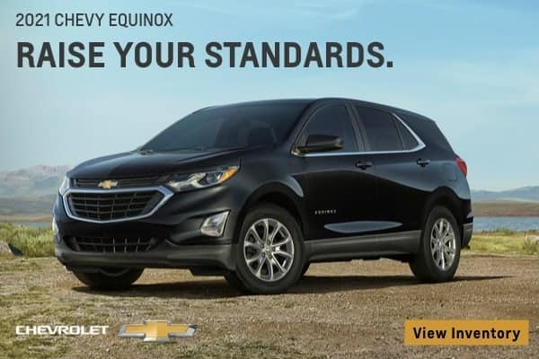 NEW 2021 CHEVY EQUINOX  0% APR FOR 72 MONTHS