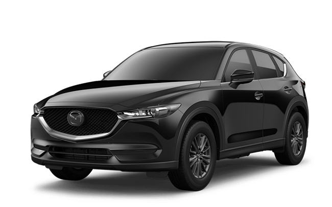 2020 Mazda CX-5 Black