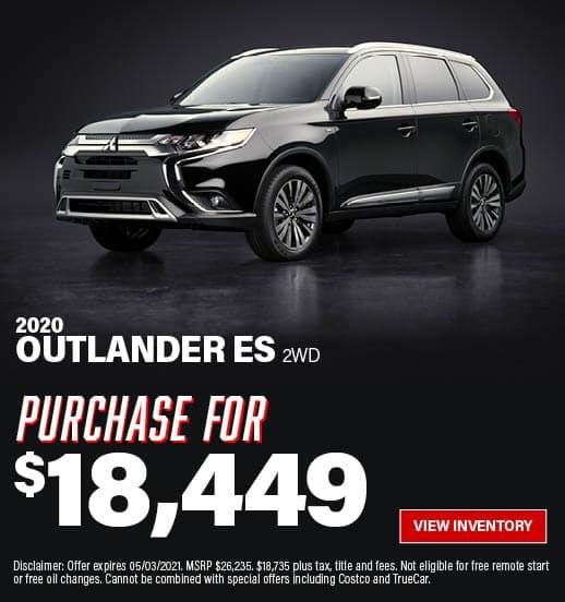 Outlander Special Offer