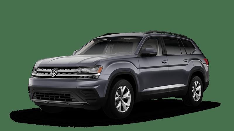 2020 VW Atlas Gray