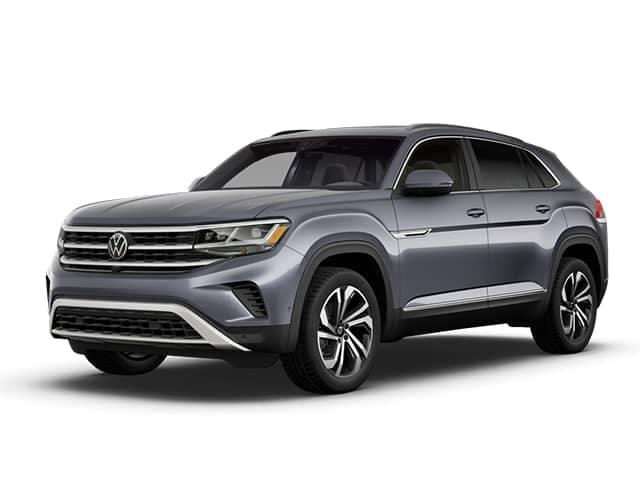 New 2021 Volkswagen Atlas Cross Sport 2.0T S AWD