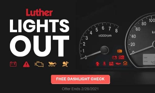 Luther Lights Out