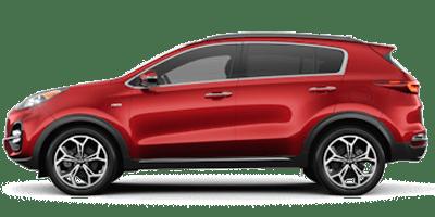 2021 KIA SPORTAGE LX AWD W/ TECH PKG