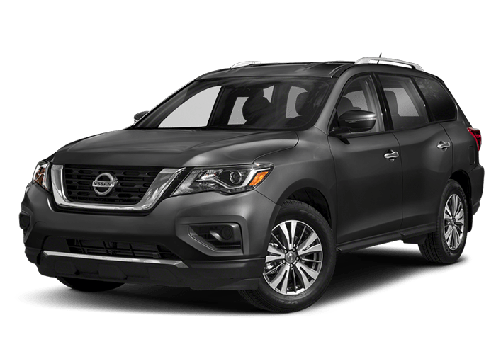 2020 Nissan Pathfinder Gray