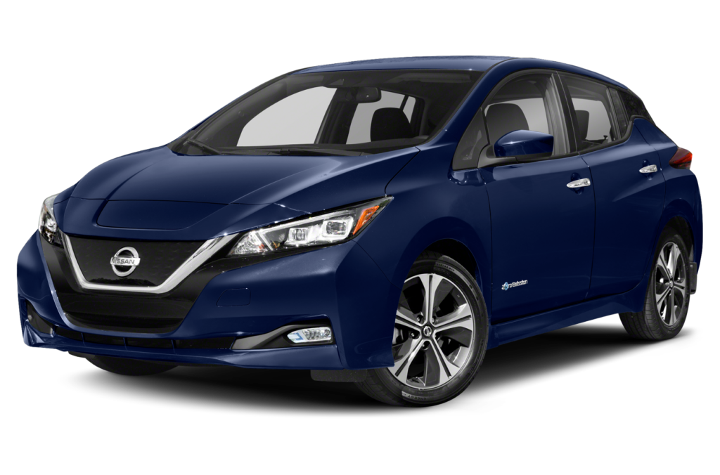 New 2020 Nissan LEAF SV PLUS FWD
