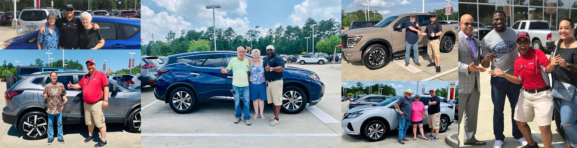 Nissan of Silsbee Happy Customers
