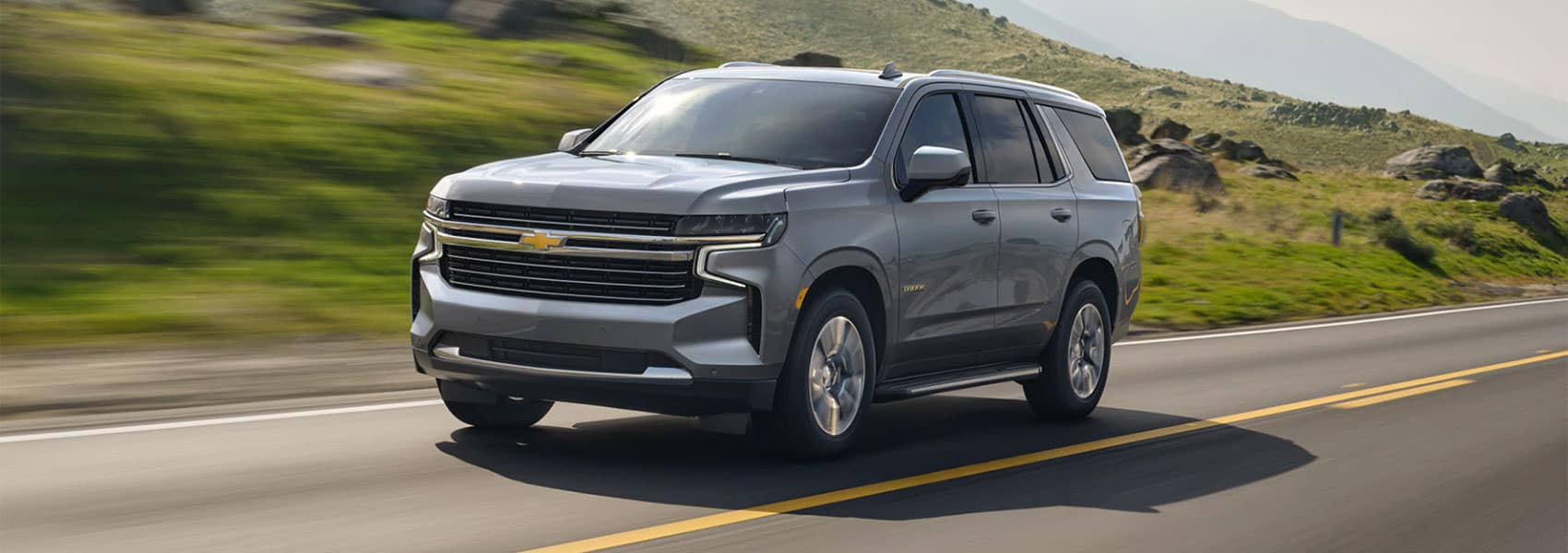 The All-New 2021 Chevrolet Tahoe