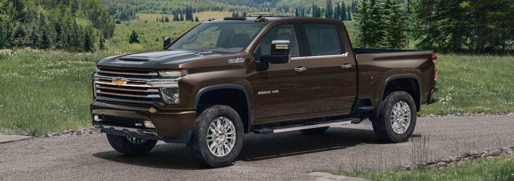 2021 Silverado 2500HD