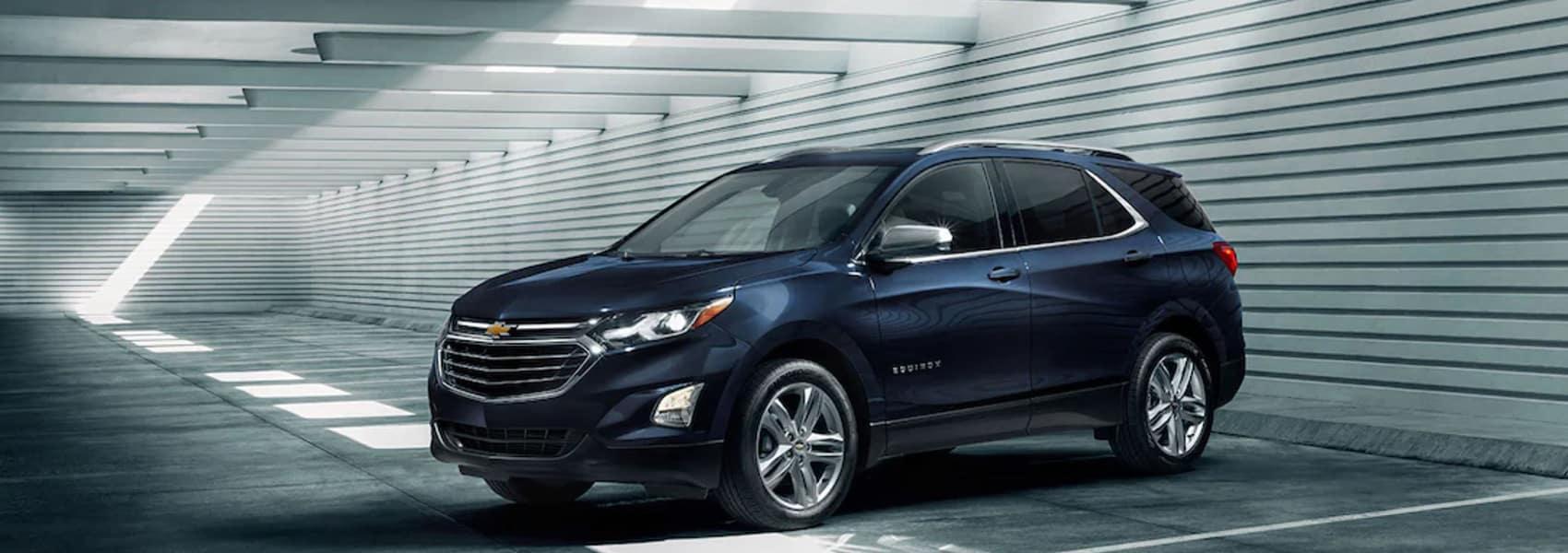 The New 2021 Chevrolet Equinox