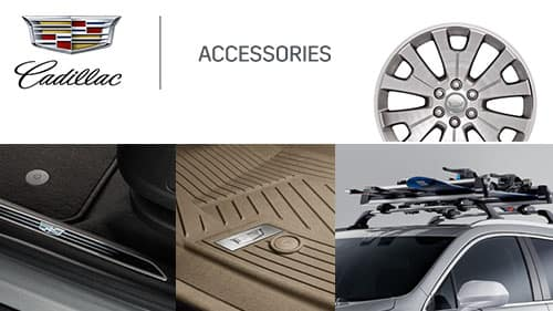 10% OFF Cadillac Accessories