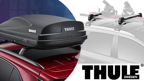 10% OFF THULE accessories