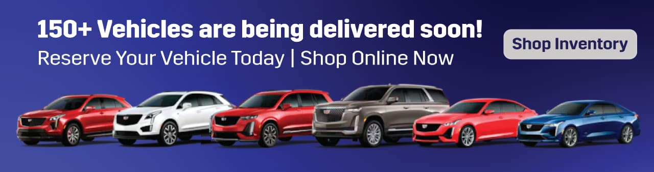 Reserve Your Vehicle Today