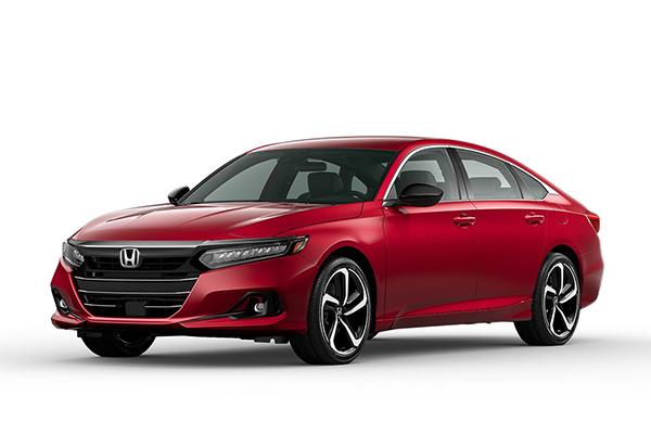 New 2020 Honda Accord Sport 1.5T CVT Sedan