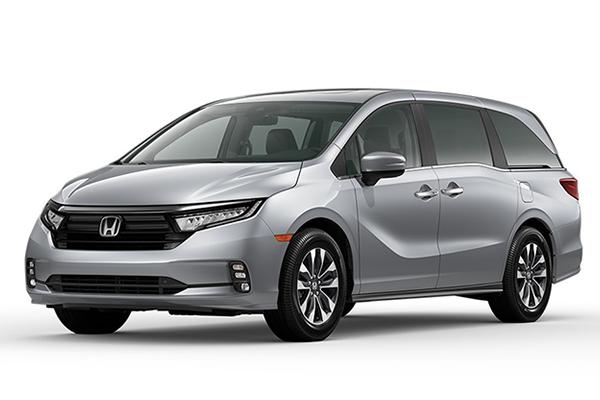 New 2021 Honda Odyssey EX-L Passenger Van