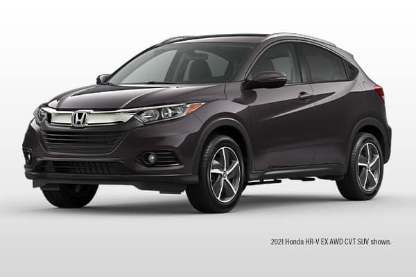 New 2022 Honda HR-V EX AWD CVT SUV
