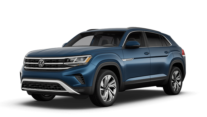 2020 VW Atlas Cross Sport Blue