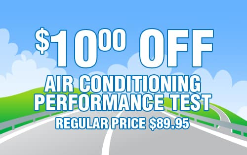 Air Conditioning Performance Test