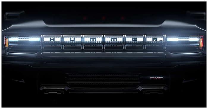 New 2022 Hummer EV Serra Buick GMC Champaign
