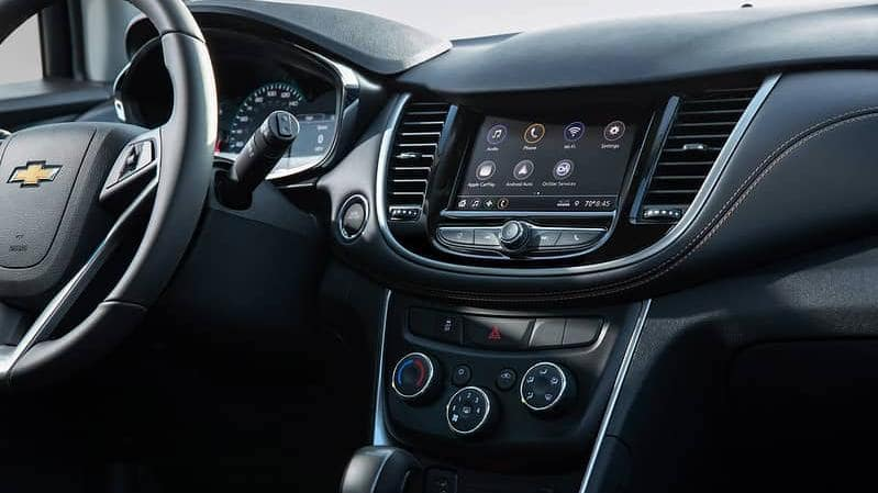 2021 Chevy Trax Connectivity | Bellefontaine, OH