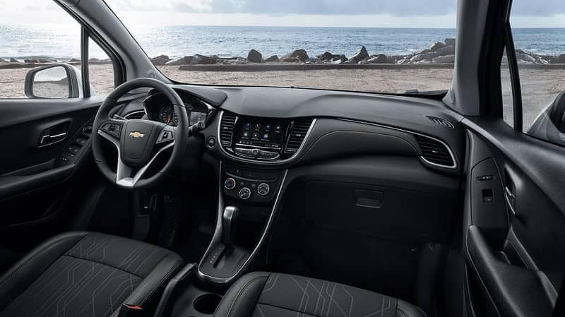 2021 Chevy Trax Interior | Bellefontaine, OH