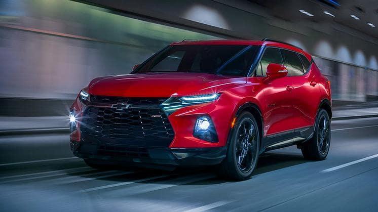 2020 Chevrolet Blazer | Bellefontaine, OH