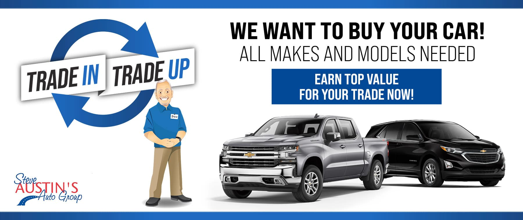 Earn Top Value For Your Trade | Bellefontaine, OH