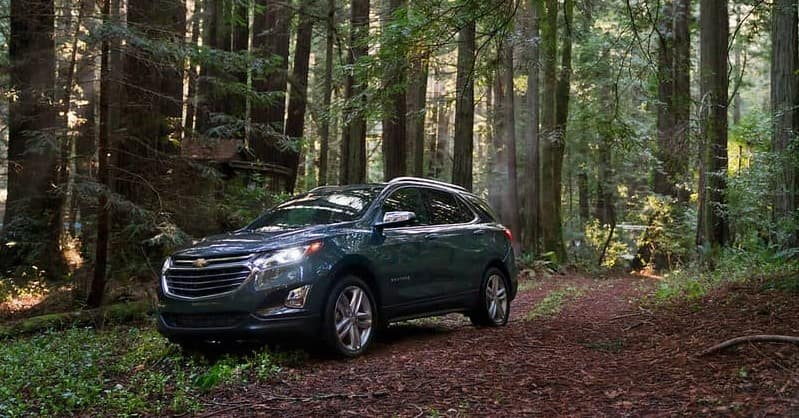 2020 Chevy Equinox   Bellefontaine, OH