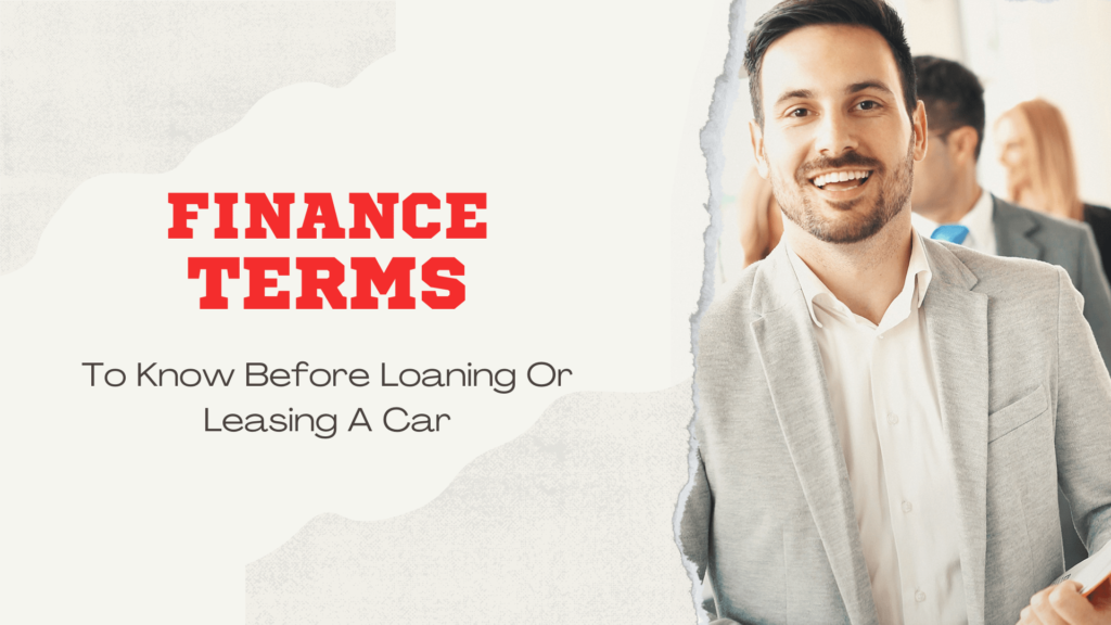 Finance Terms | Bellefontaine, OH
