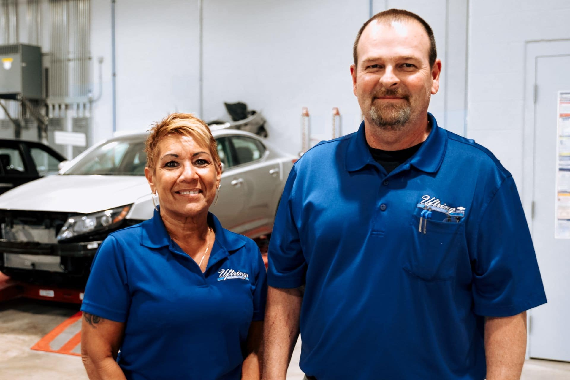 Uftring Body Shop Image - Uftring Certified Staff member