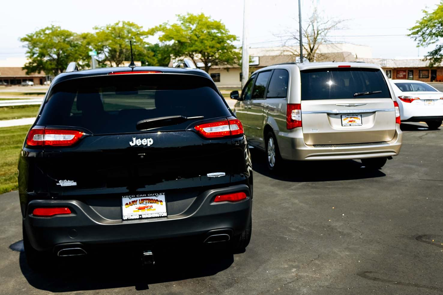 Used SUV's for Sale