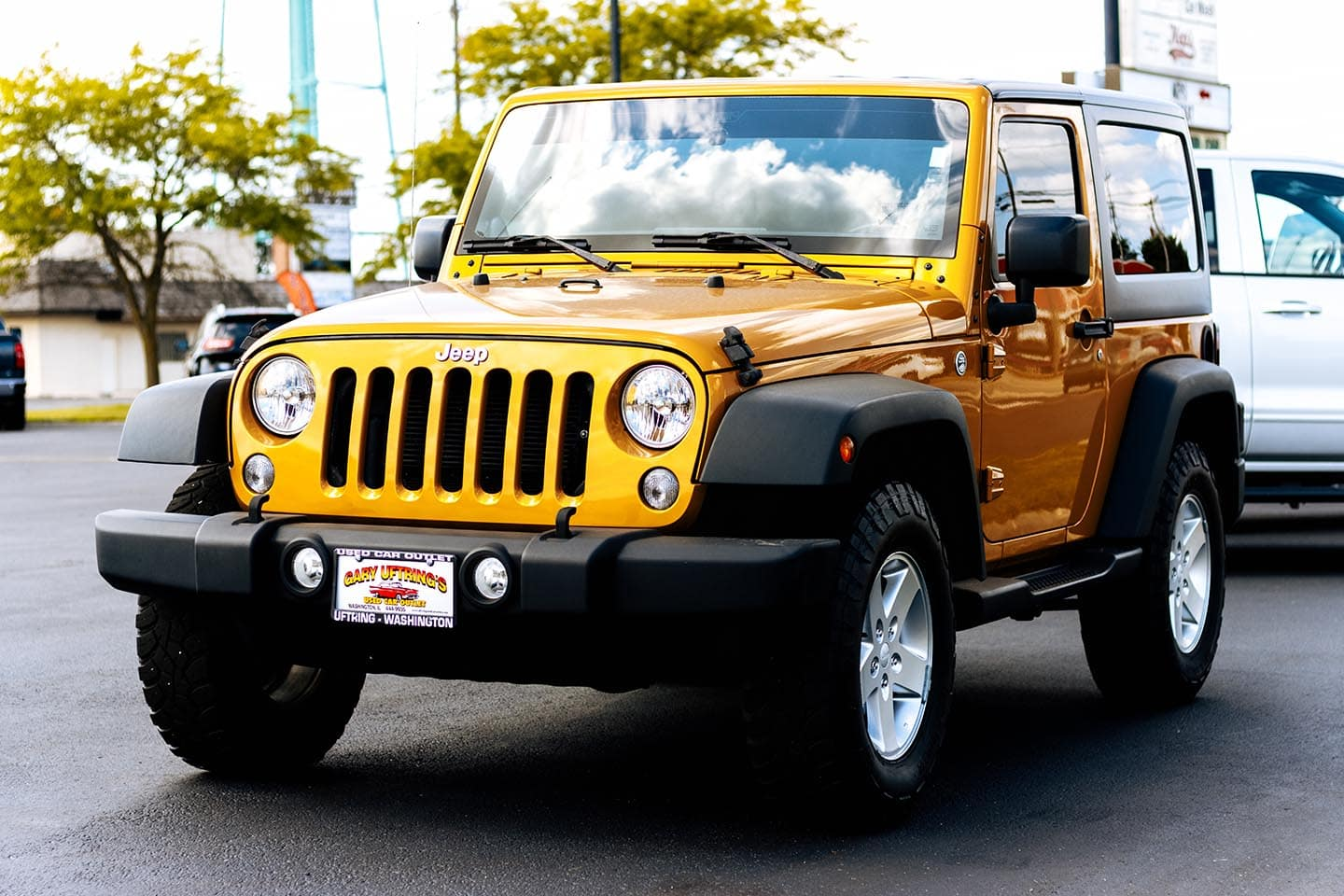 Used Jeep at Gary Uftring's Used Car Outlet