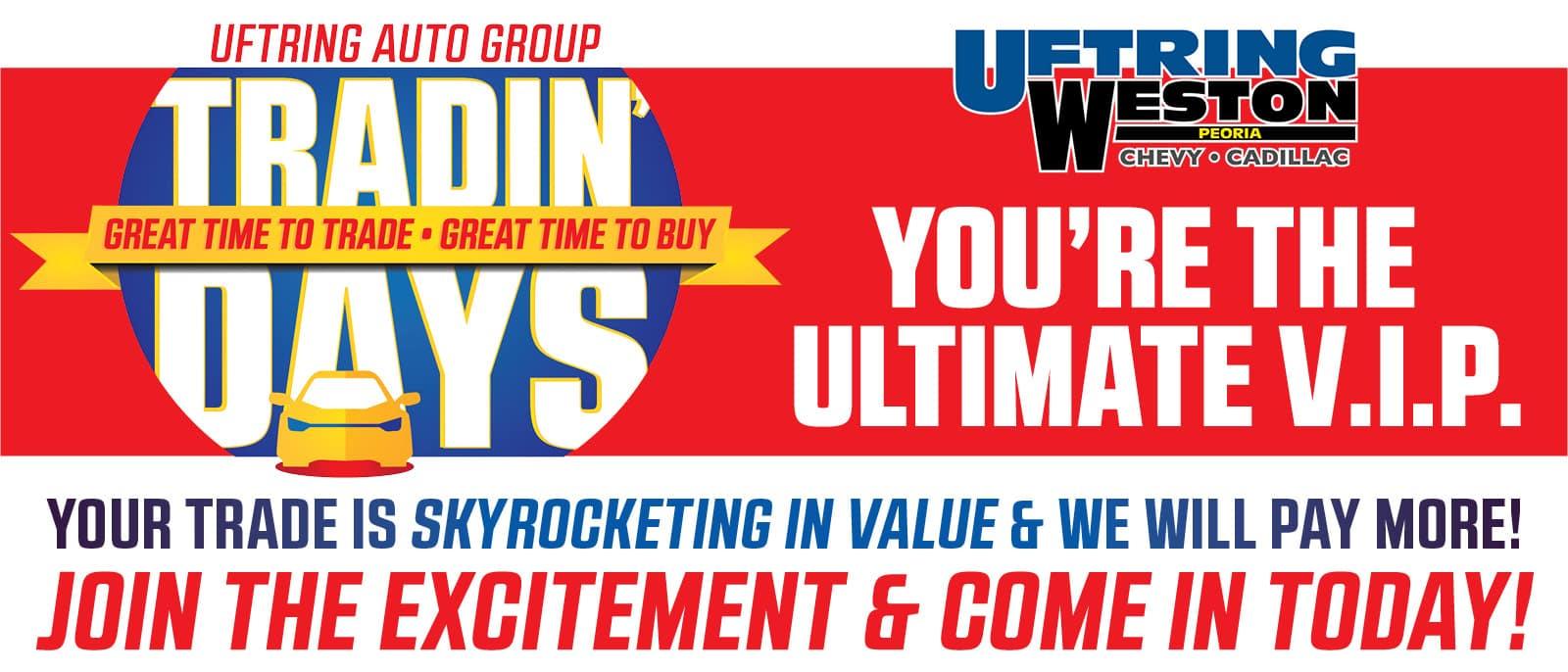 UWC Web Banner Tradin Days 6.4.21