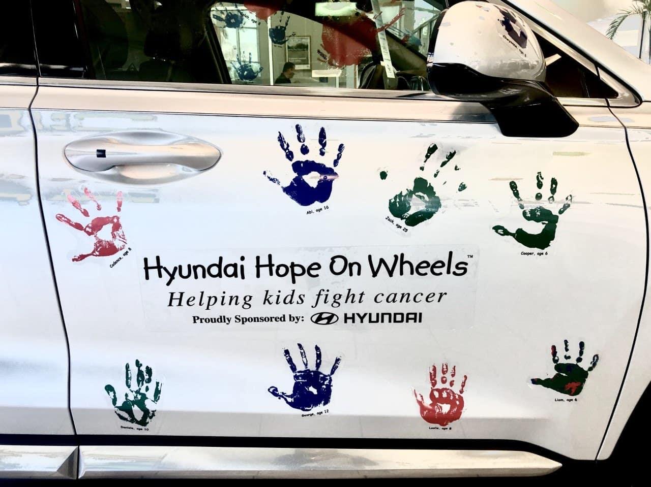 Hope on Wheels Santa Fe