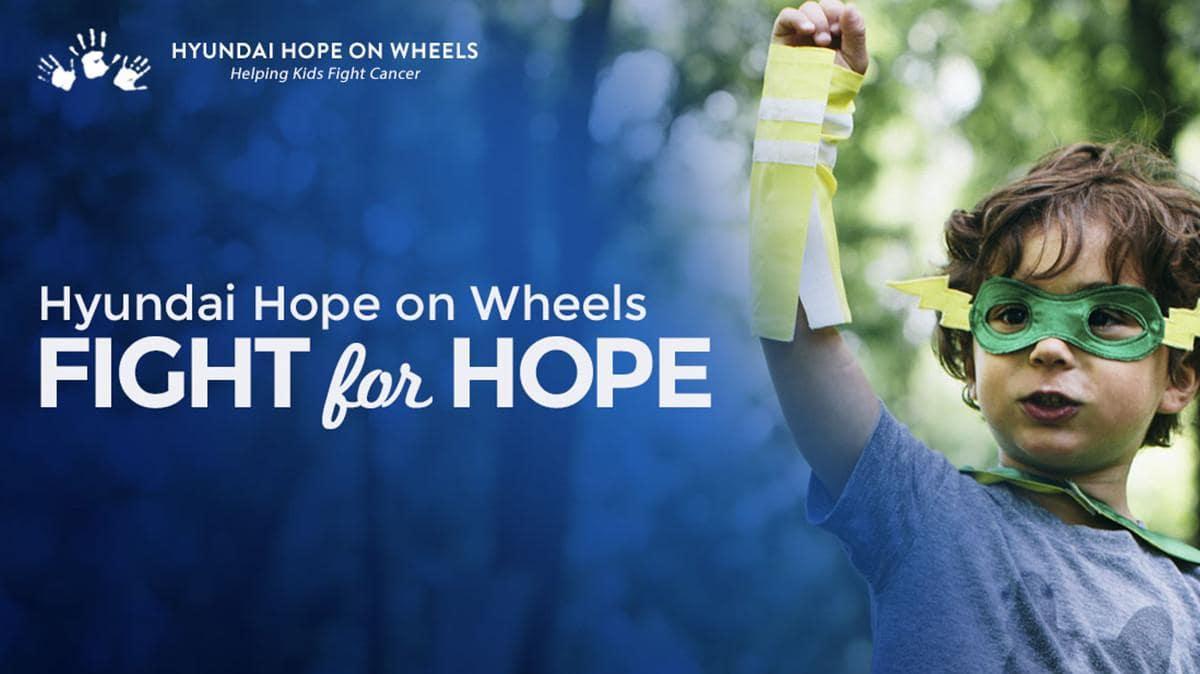 Hyundai Hope on Wheels Program