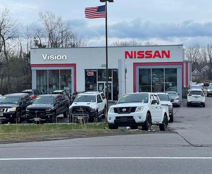 NissanWebster