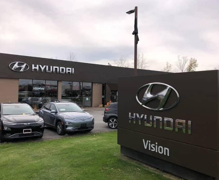 Vision Hyundai Webster Exterior