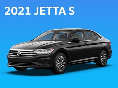 2021 Jetta S