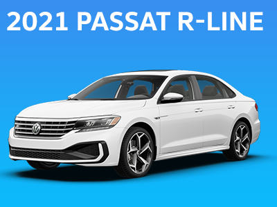 2021 Passat R-Line