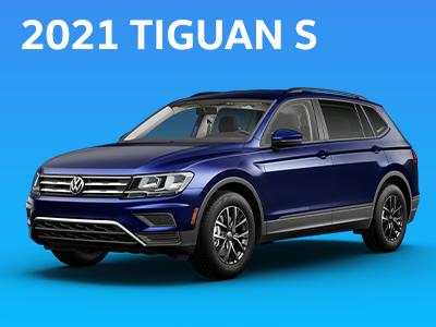 2021 Tiguan S