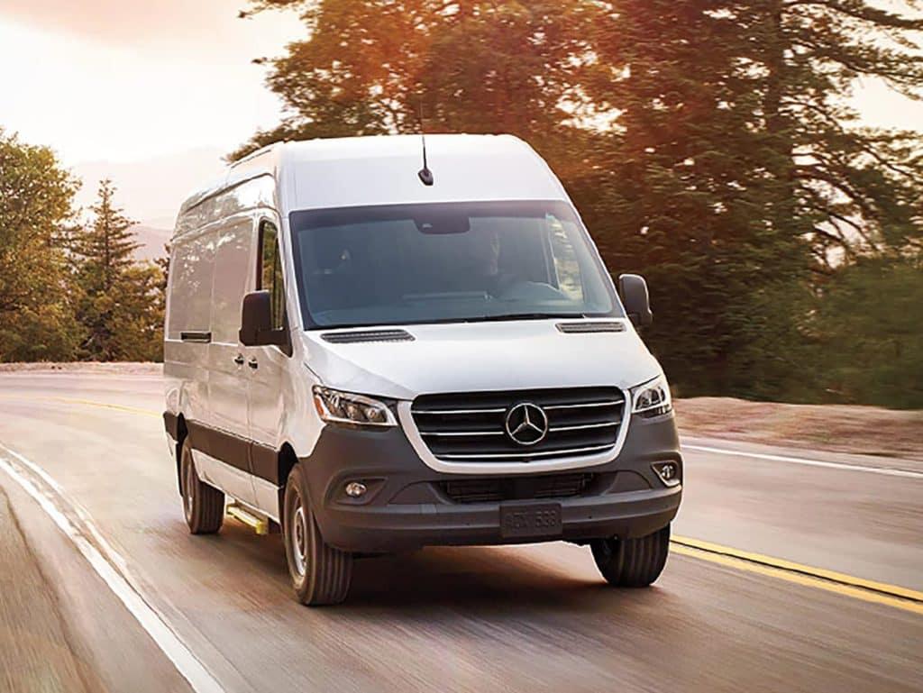 2021 Sprinter 2500 Cargo Van Lease Special