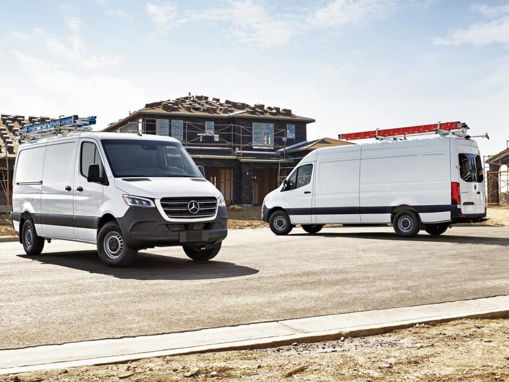 2021 Sprinter Van Finance Special