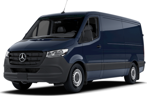 2021 Mercedes-Benz Sprinter 4x4 Vans