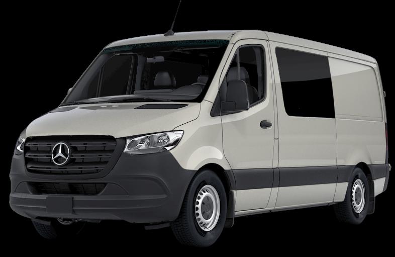 2021 Mercedes-Benz Sprinter Crew Van