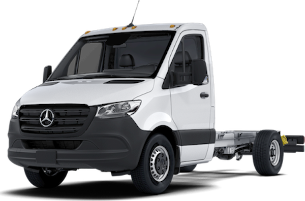 2021 Mercedes-Benz Sprinter Chassis Cab