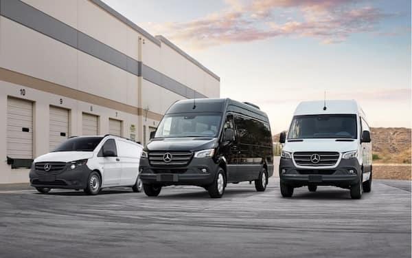 Mercedes-Benz Passenger Vans Certified Pre-Owned
