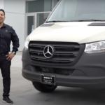 2021 Mercedes-Benz Sprinter Crew Van Walkaround Review