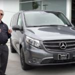 2021 Mercedes-Benz Metris Passenger Van Walkaround Review
